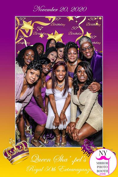 Shapel's Royal 50th Extravaganza (11/20/20 - 11/21/20)
