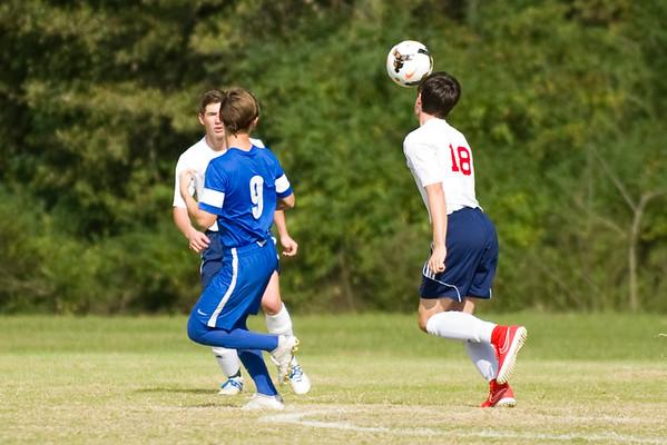 2015 TC vs Vanderbilt Soccer