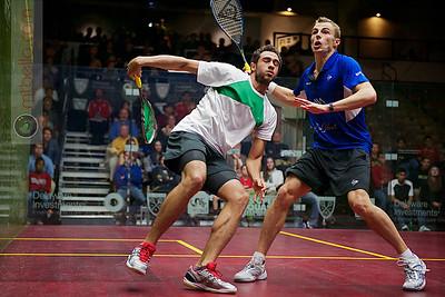 2012 U.S. Open Squash Championships Highlights