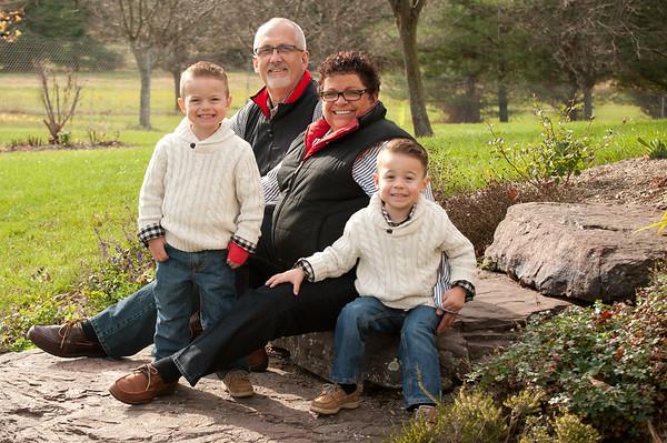 Johnson + Steiner Families
