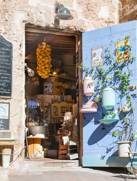 Marseille, France: Soap shop