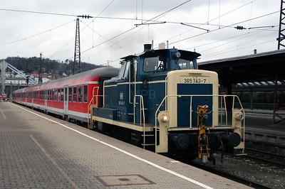 DB Class 365