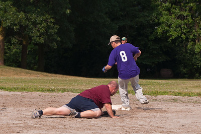 Maroons - Durham East Softball - July 15, 2012