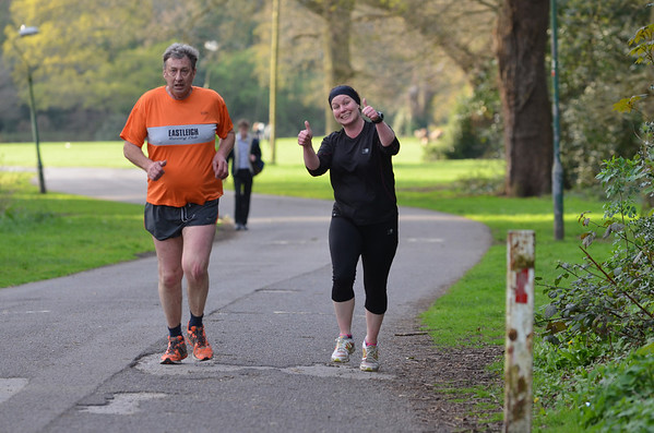 Lordshill Road Runners Mile Series 2014