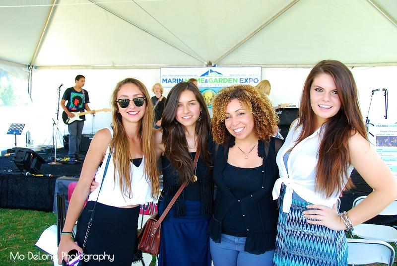 Ryann Morris, Julia McLane, Amber Morris and Anna Dellaria.jpg
