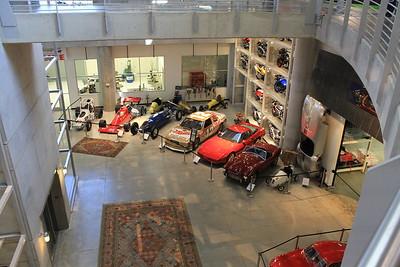 Barber Motorsports Museum