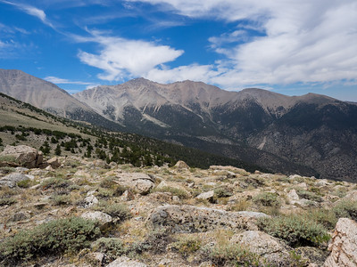 White Mountains - Mount Dubois Attempt  7.21.17