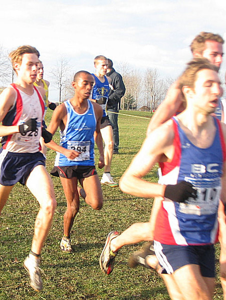 2005 Canadian XC Championships - Bairu going for four national championships in a row