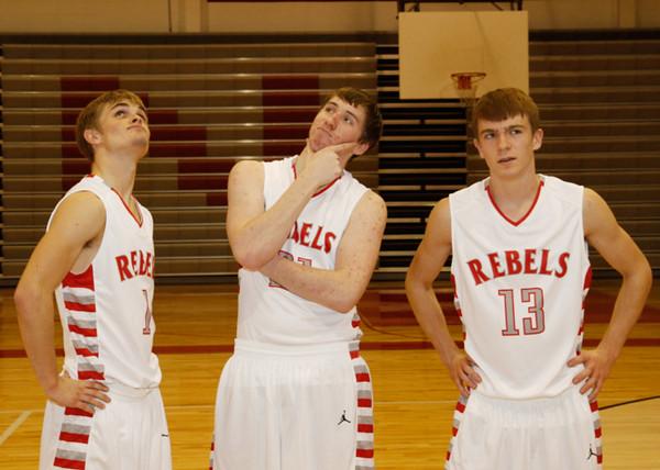 SNHS Boys Basketball Team 2013