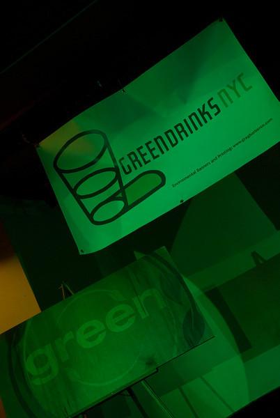 Green Drinks NYC @ LQ