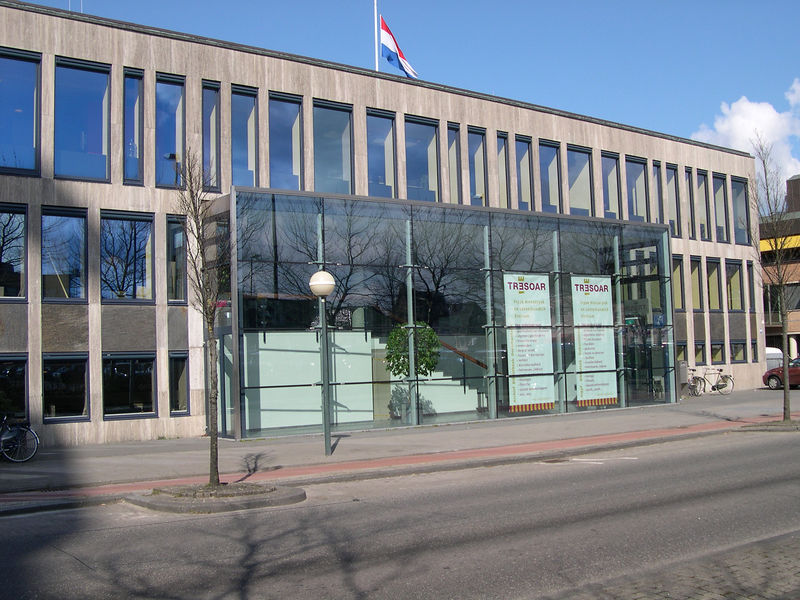 The Tresoar Frisian Historical Center