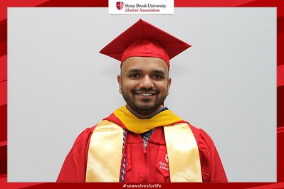 Stony Brook Commencement 2018