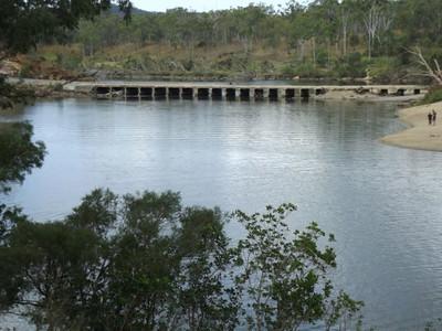 Gladstone and Calliope River
