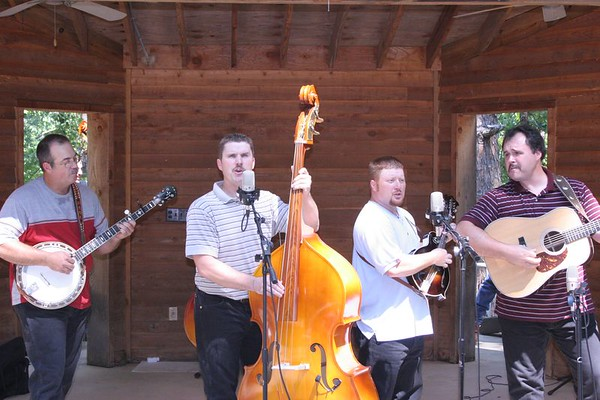 Bluegrass on the Mt. 2005