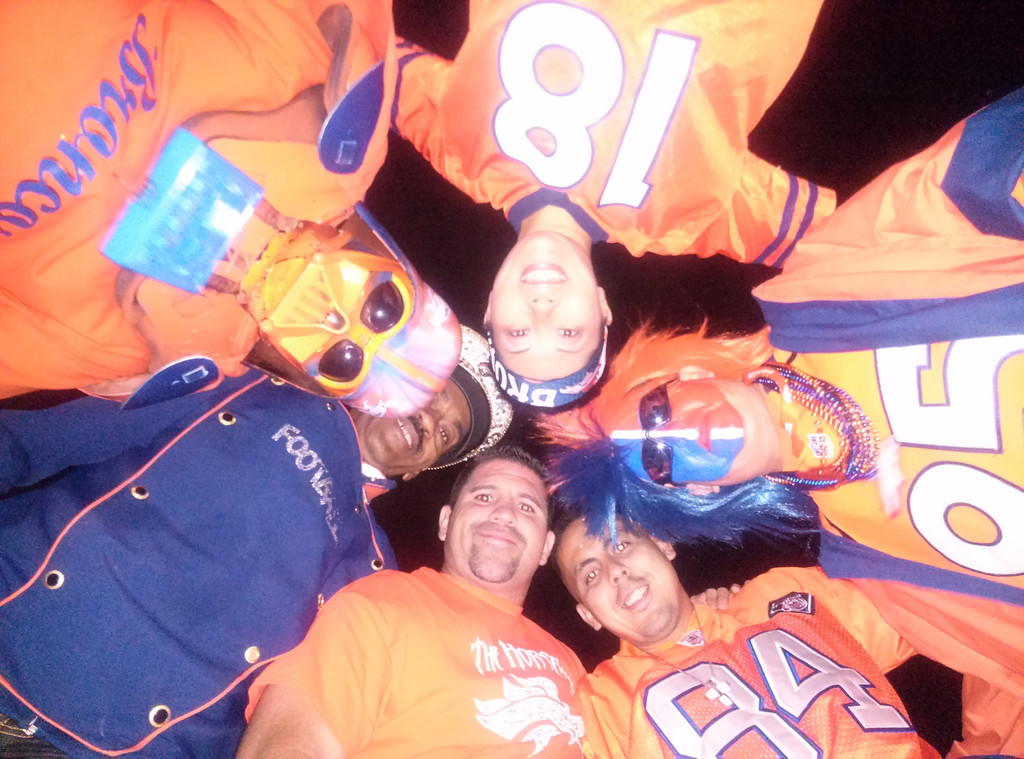 . United in Orange at 4 am. Photo by Tammy Quon