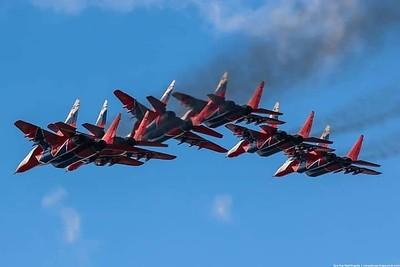 Acrobatic current