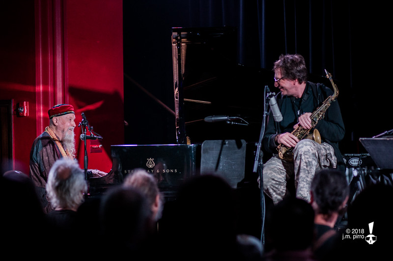 John Zorn / Terry Riley