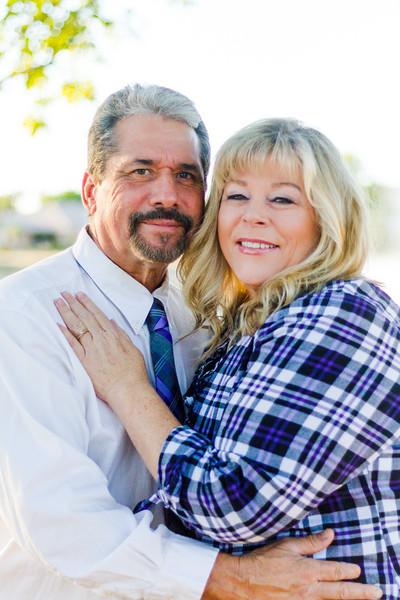 Karen and Joe