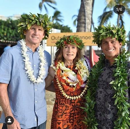 2019 ODKF Hawaii Waterman Hall of Fame