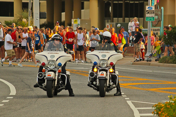 ECSC 8K Run 2010