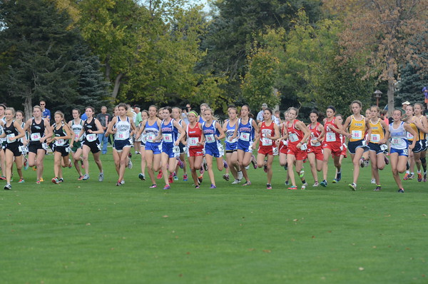 State Cross Country-Girls