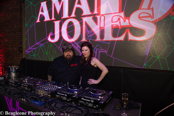 DJ Amanda Jones Feb 2020