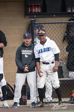 Cabrini Baseball 3/13/19