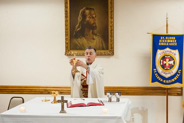 Opening Mass