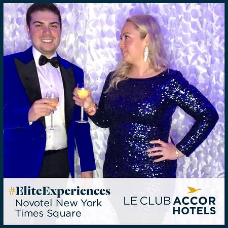 Le Club Accor Hotels NYE NYC MP4s