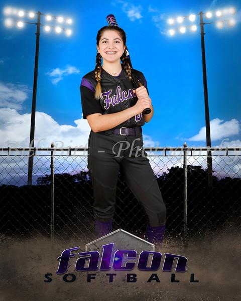 TCHS Softball Individual