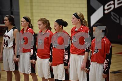 Des Moines East @ Fort Dodge Girls bball