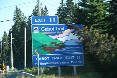 Cape Breton - Cabot Trail
