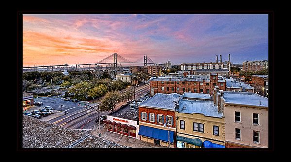 The Historic District of Savannah