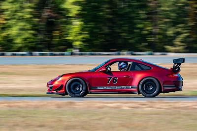 Red Porsche #76