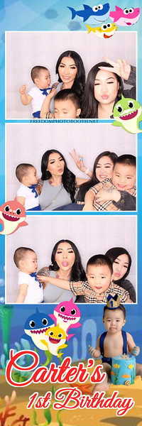 Carter's 1st BDay 09.19.20