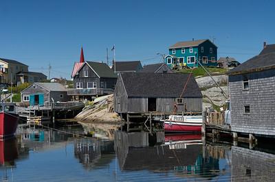 Peggy's Cove and Prince Edward Island