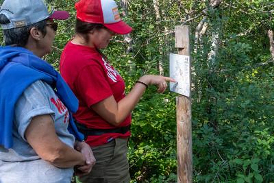 2020 09 06: Piedmont Trail and Community Garden