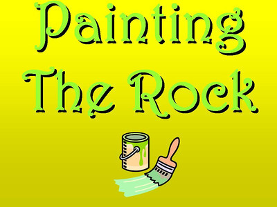 Painting the Rock
