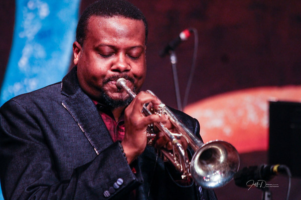 Wayne State Jazz Big Band w/ Sean Jones - 12-11-17