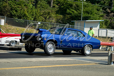 Coos Bay Speedway - King of the Hill - NHRA Drag Racing - Sep 10-11, 2011