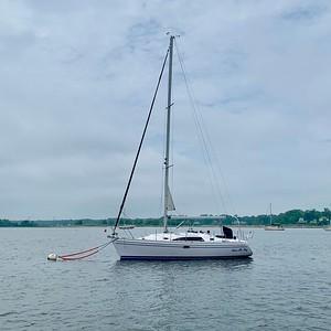 2019 Sailing on Raritan Bay