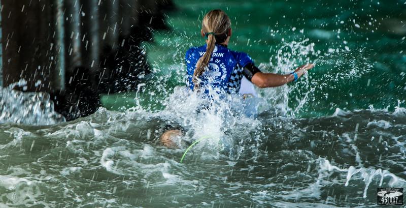 Nikon D810 Photos Pro Women's Surfing Van's US Open Sports Photography Wiht New Tamron SP 150-600mm F/5-6.3 Di VC USD Lens for Nikon