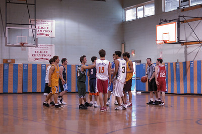 2007 All Star Game Yeshiva League