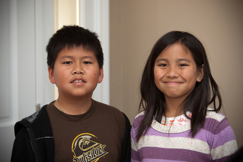 Tommy and Hanh