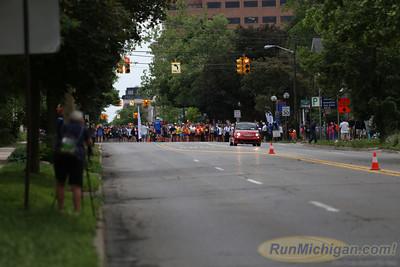 10K Start - 2013 Dexter-Ann Arbor Run