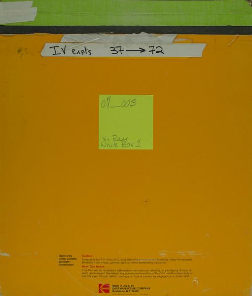 CWG-07-003 Diagnostic Film
