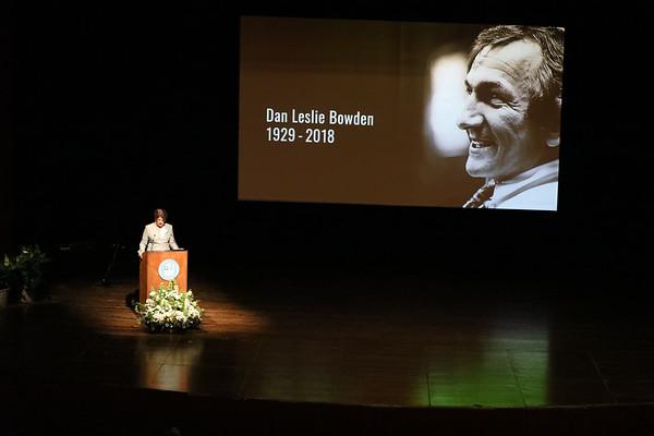 Dan Leslie Bowden Celebration of Life