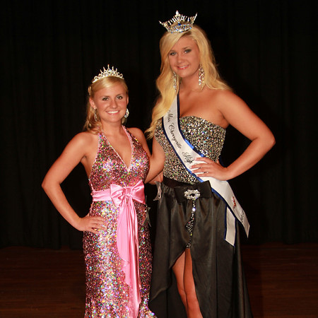 Crowning and After Show