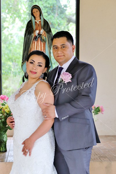 Marciela & Alex Wedding