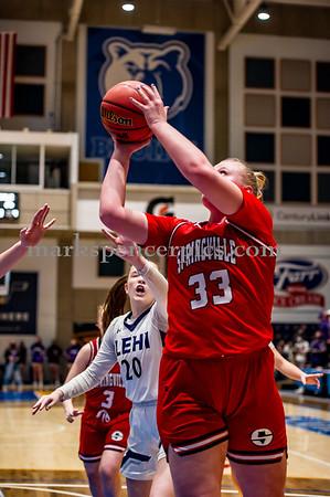 Basketball GSHS vs Lehi 3-5-2021